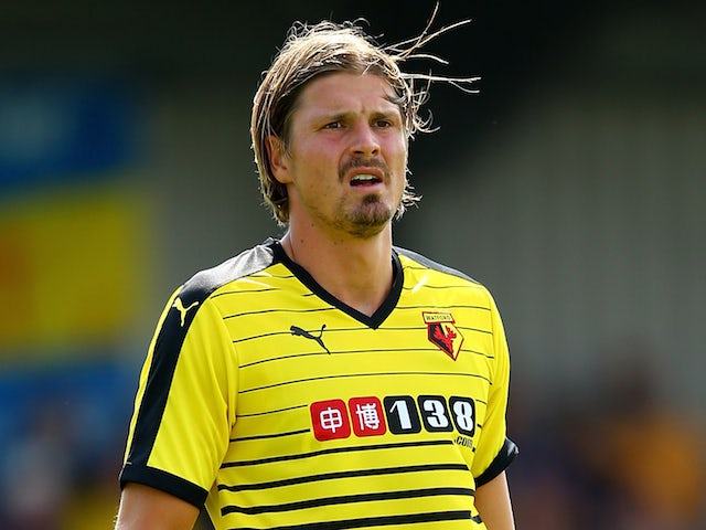 Watford Defender Sebastian Prodl Signs New Four-year Contract