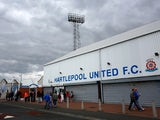 A general view outside the ground before the Sky Bet League Two match between Hartlepool United and Accrington Stanley at Victoria Park on September 14, 2013
