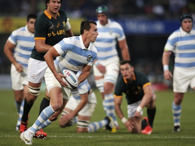 Result: Argentina punish South Africa