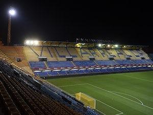 Half-Time Report: Goalless between Villarreal, Plzen