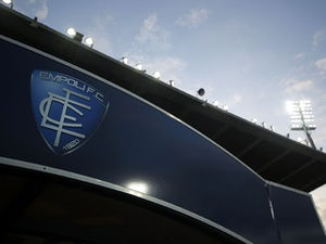 Empoli relegated from Serie A