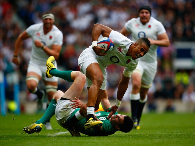 Live Commentary: England 21-13 Ireland - as it happened