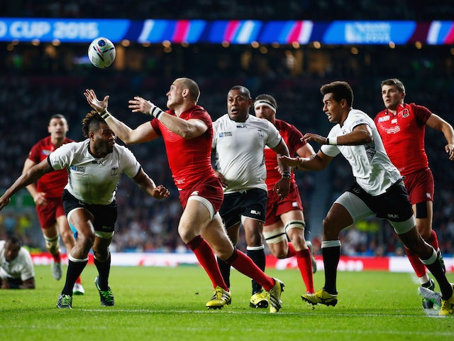Result: Brown inspires England to opening win