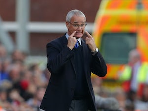 Ranieri: 'We're in for a tough match'