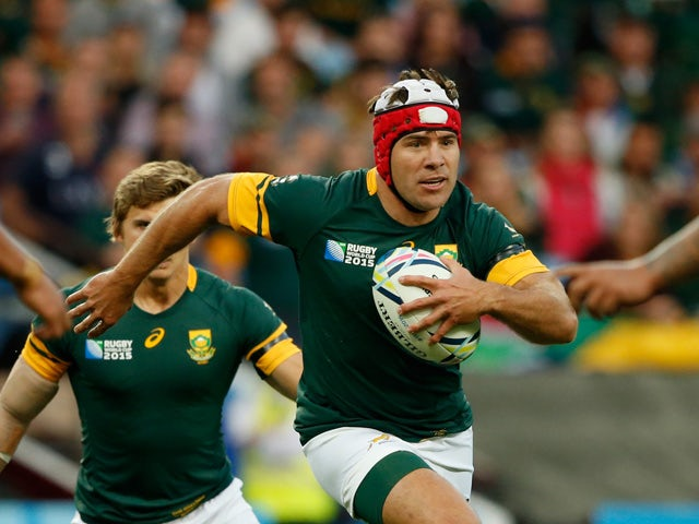 Result: South Africa book last-eight spot
