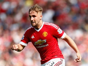 Phil Neville 'unimpressed' with Luke Shaw