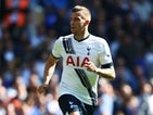 Toby Alderweireld of Tottenham Hotspur in action during the Barclays Premier League match between Tottenham Hotspur and Crystal Palace at White Hart Lane on September 20, 2015 in London, United Kingdom.