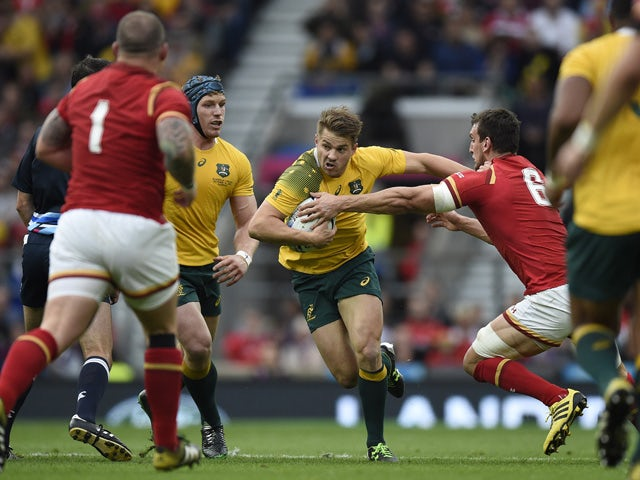Result: Australia top pool after Wales victory