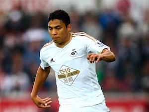 Swansea's Montero joins Getafe on loan