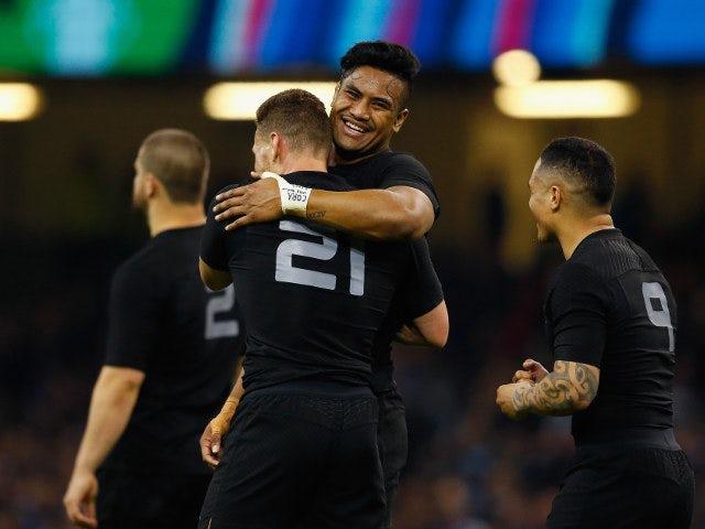 Result: Nine-try New Zealand take France apart