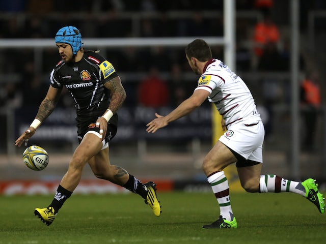 Result: Exeter Chiefs overpower London Irish