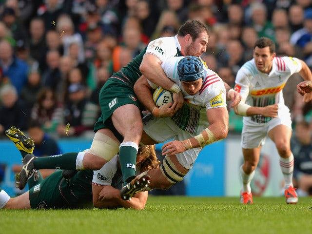 Result: Tigers leave it leave to edge past Quins