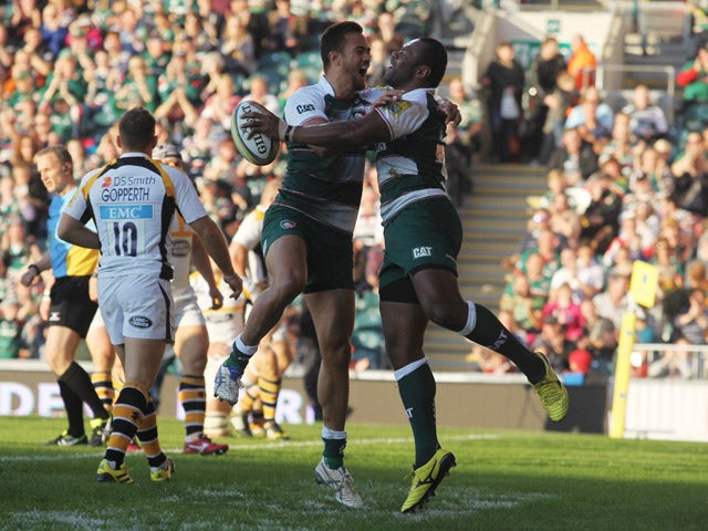 Result: Tigers cruise to victory against Wasps