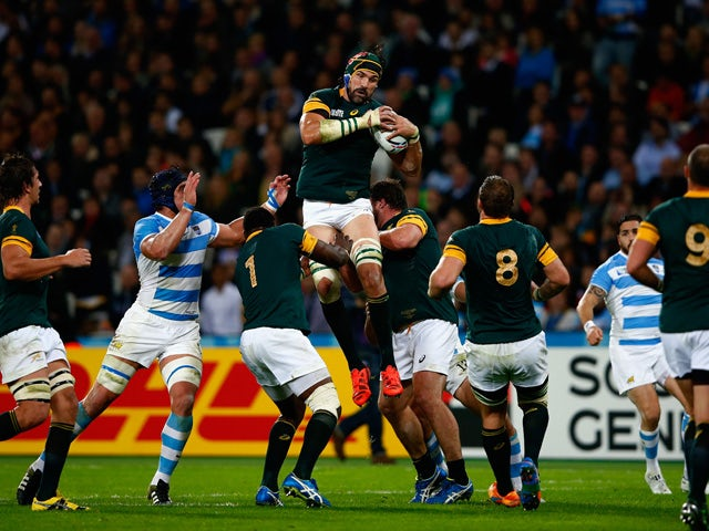 Result: South Africa finish third at World Cup