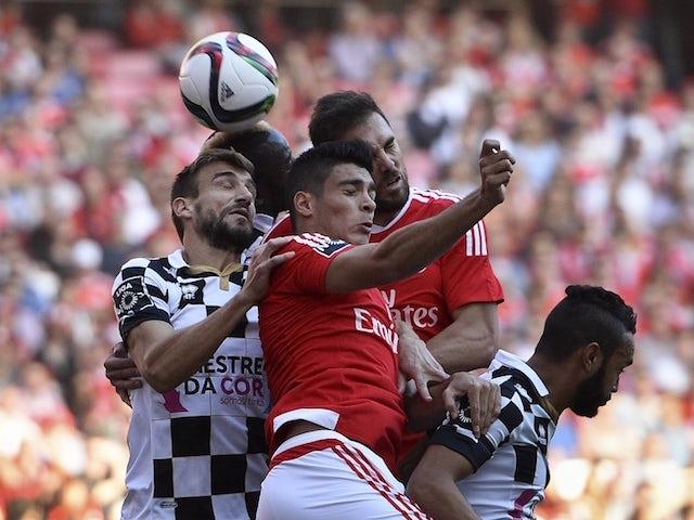 Прогноз боавишта футбол бенфика