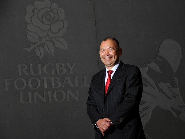 Eddie Jones names first England XV