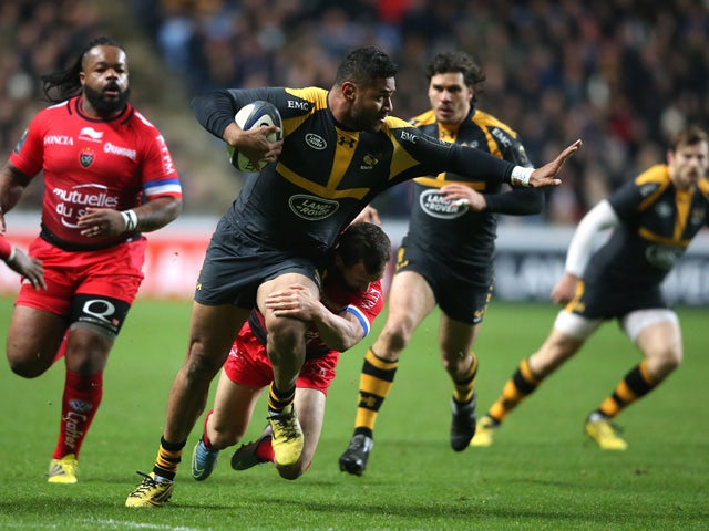 Result: Wasps put four tries past Toulon in romp