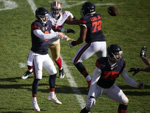 Half-Time Report: 49ers, Bears tied at Soldier Field