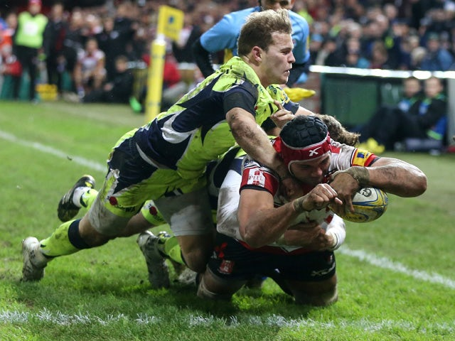 Result: Kalamafoni leads Gloucester to win