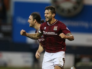 L2 roundup: Cobblers win seven-goal thriller to go top