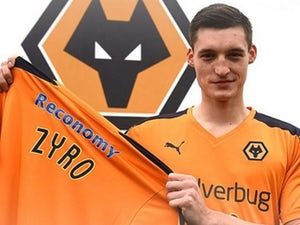 Nuno hints at loan deal for Michal Zyro