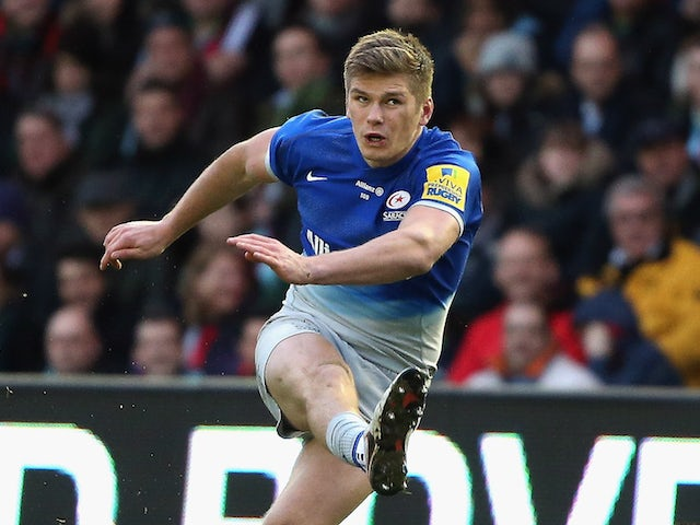 Owen Farrell banned for two weeks