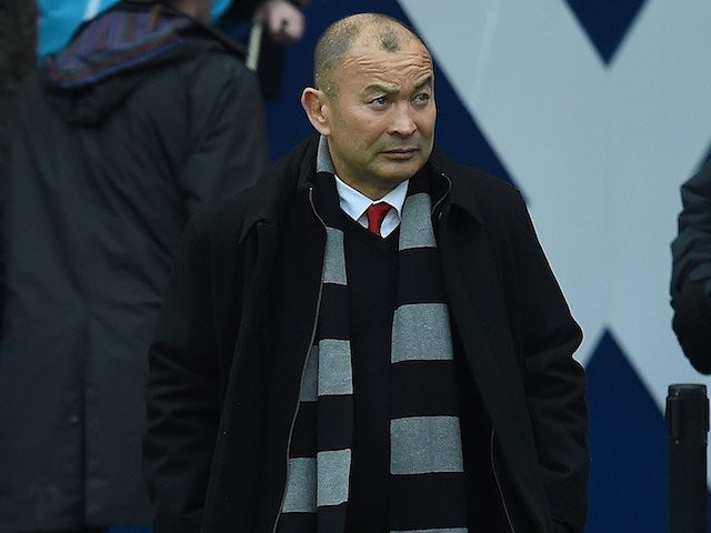 Eddie Jones: 'England will beat Fiji'