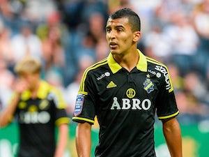 Hamburg sign free agent Nabil Bahoui