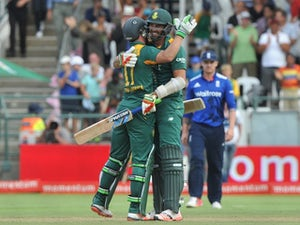 Result: South Africa secure win to force decider
