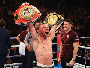 Frampton fight cancelled after