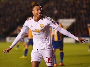 Lingard: 'Mood has changed in dressing room'