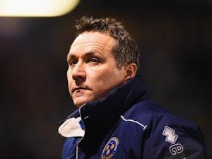 Micky Mellon leaves Shrewsbury Town