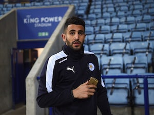Foxes 'reject £31.5m Roma offer for Mahrez'
