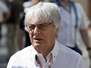 Ecclestone admits Singapore GP in doubt