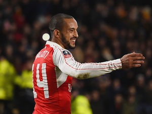Wenger: 'Walcott more resilient now'