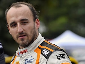 Engineer: 'Kubica had no problem with 2017 car'