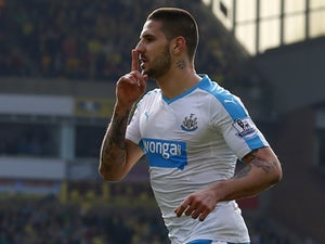 Newcastle offer Mitrovic to Lyon?