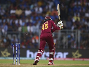 Result: England lose to West Indies in T20