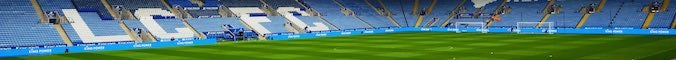 Leicester City team header