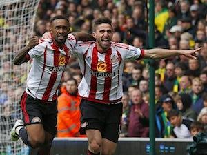 Result: Borini salvages point for struggling Sunderland