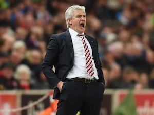 Hughes questions Stoke's fixture schedule