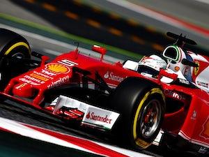 Vettel plays down Silverstone engine boost