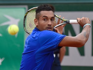 Kyrgios blames Shanghai forfeit on stomach bug