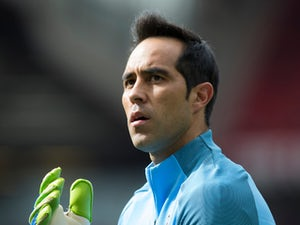 Claudio Bravo plays down Man City form
