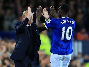 Koeman: 'Lukaku fit for Sunderland game'