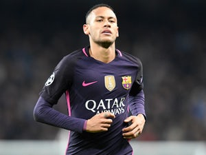 Neymar: CL progress