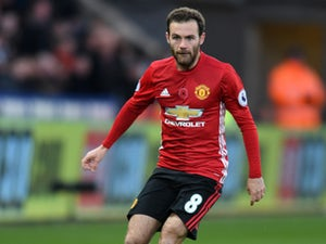 Mourinho plays down Mata, Darmian injuries