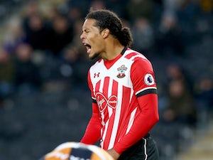 Southampton 'rule out Van Dijk sale'