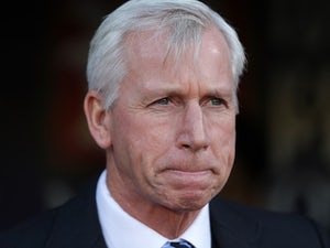 Pardew: 'I would have kept Crystal Palace up'
