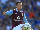Ross McCormack in action for Aston Villa on August 5, 2016
